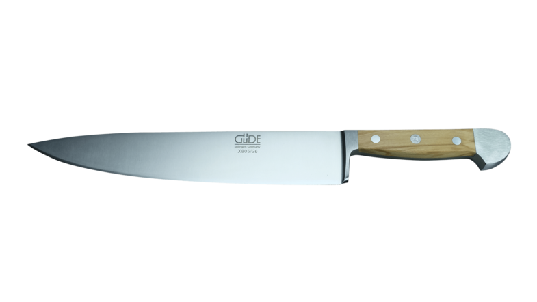 GÜDE Alpha Olive Kochmesser 26 cm