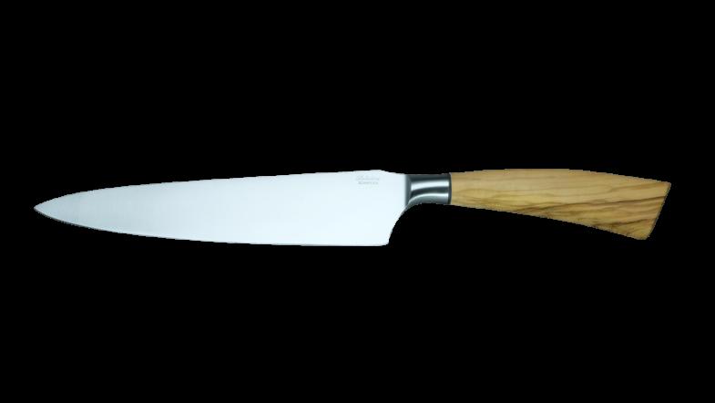 Saladini Collezione Cucina Kochmesser Oliva 20 cm