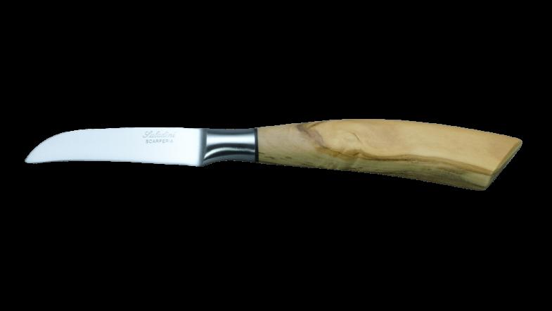 Saladini Collezione Cucina Tourniermesser Olivo 7 cm