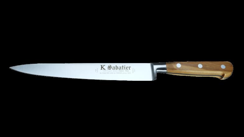 K-Sabatier Authentique Olivier Tranchiermesser 20 cm