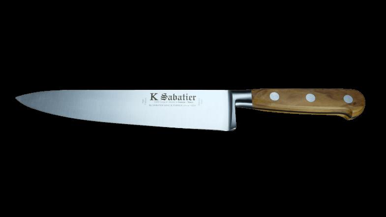K-Sabatier Authentique Olivier Kochmesser 20 cm
