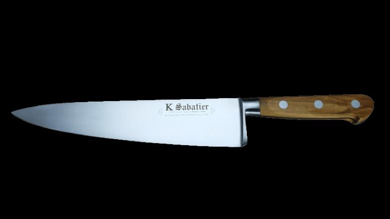 K-Sabatier Authentique Olivier Kochmesser 23 cm
