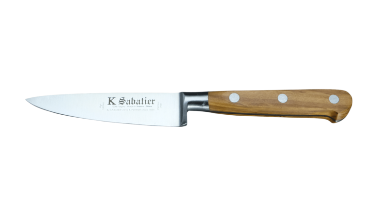 K-Sabatier Authentique Olivier Officemesser 10 cm